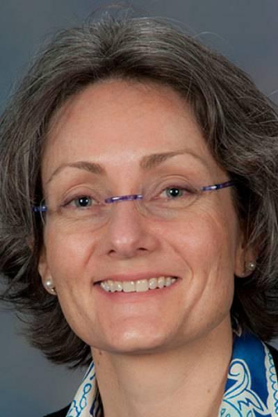 Anne-Marie J V Slinger-Constant