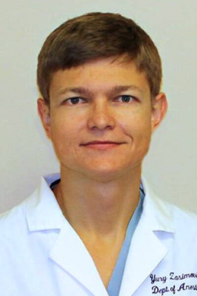 Yury Zasimovich
